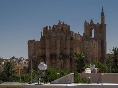 Famagusta , Turkish Cyprus