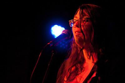 2012.01.31 : Terra Lightfoot live at the Lexington