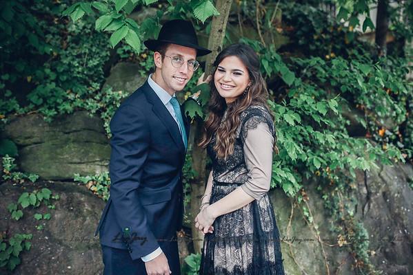 Daniella and Yoni