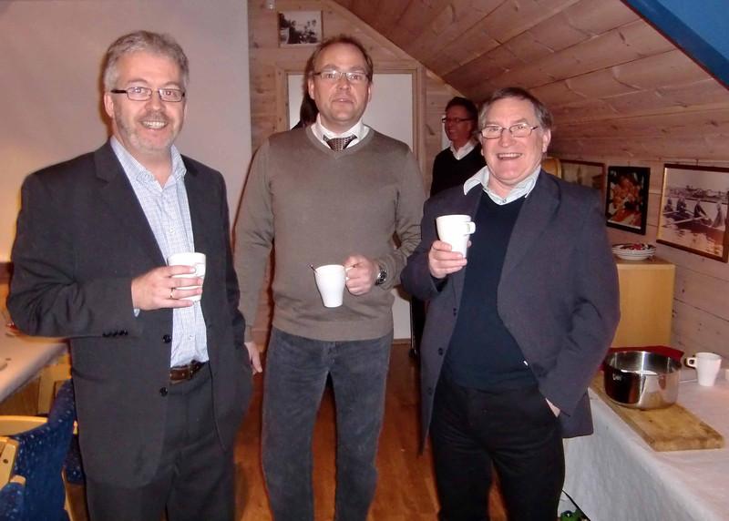 Aksel, Olav og Tommy