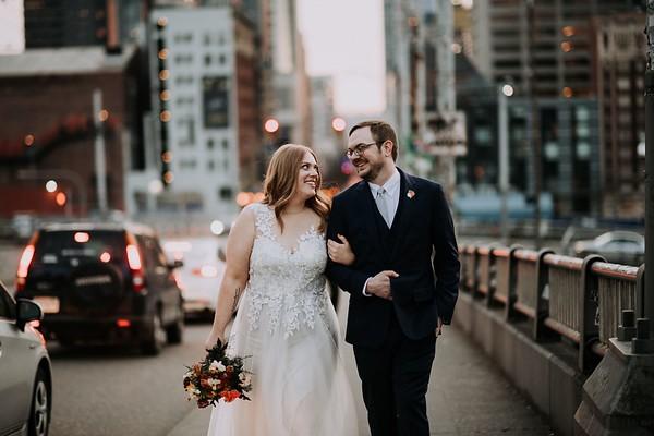 Kelly and Brendan Wedding
