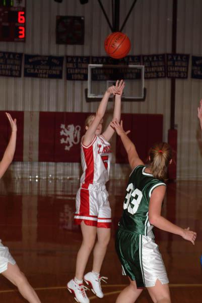 St A's 2003 Girls Basketball