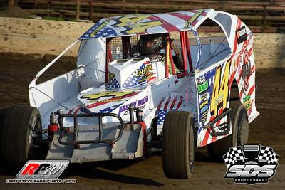 Grandview Speedway - 7/20/19 - Steve Sabo
