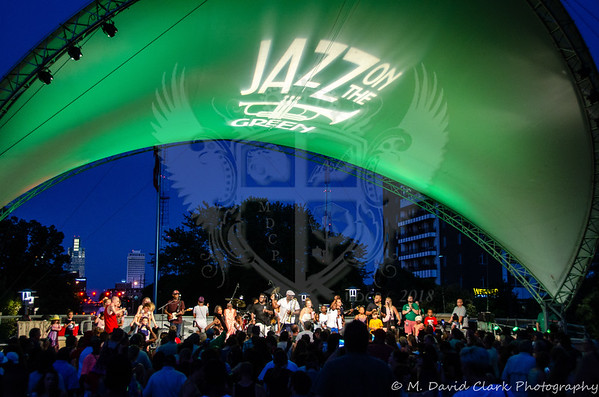 2019 Jazz on the Green 7/11