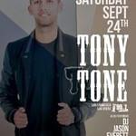 Marshall Dodson & PartySF present DJ TonyTone @ Parlor 9.24.11