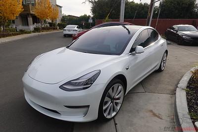 Tesla Model 3 - Pearl White Multi-Coat (10)