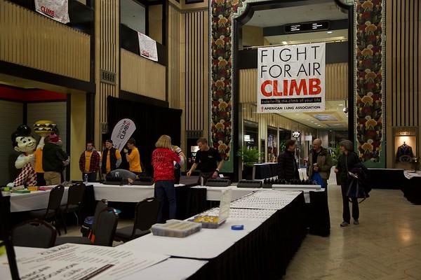 2019 Cincinnati Fight For Air Climb