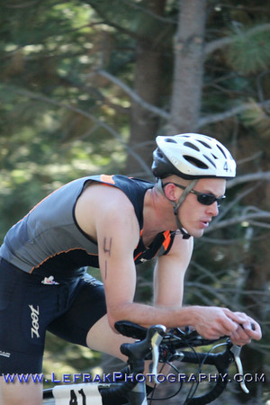 Lake Tahoe Triathlon 2014 Sprint Bike