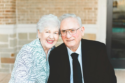 Granny and Papa 65th Wedding Anniversary