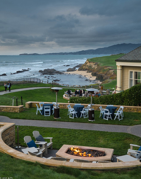 At Ritz-Carlton Half Moon Bay
