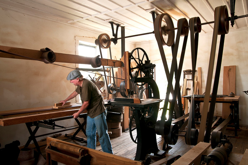 Patrick Haire Historical Woodworking Machines