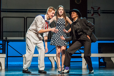 Anything Goes Dress Rehearsal