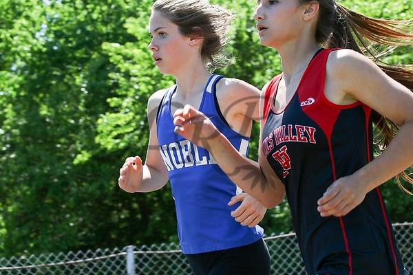 Paul's Valley Track meet 4-22-2016