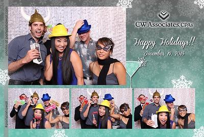 CW Associates 2015  (Mini Open Air Photo Booth)