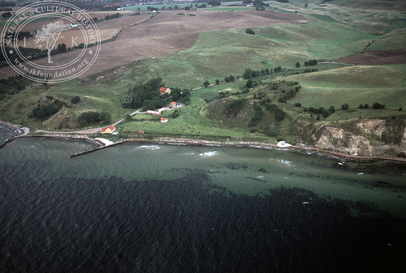 Glumslöv, harbour (1990) | PH.0138