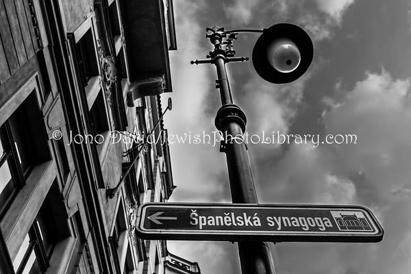 CZECH REPUBLIC, Prague. Miscellaneous Jewish (3.2019)