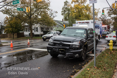 11-01-2014, MVC, Millville Cumberland County NJ,  E. Main St. and N. 10th St.