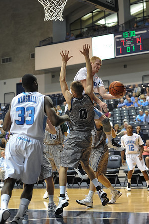 College Basketball-Air Force vs Citadel Military Classic