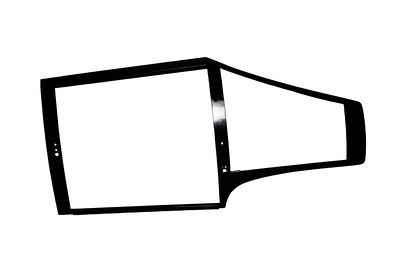 JOHN DEERE SG2 CAB DOOR FRAME (STEEL)