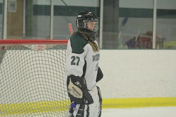 WUHS Girls Hockey vs Rutland