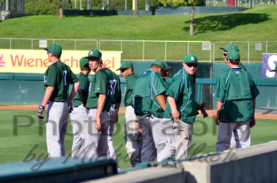 2012 Dixon Varsity vs Capital Christian at Raley Field