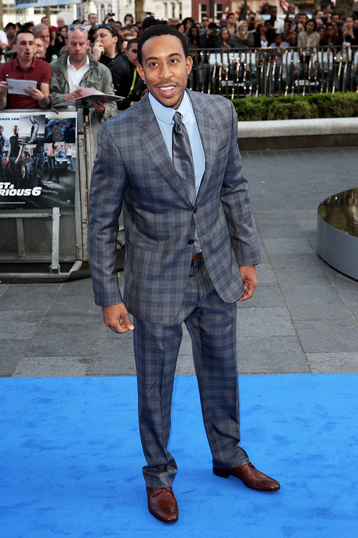 . Actor and Musician Ludacris attends the World Premiere of \'Fast & Furious 6\' at Empire Leicester Square on May 7, 2013 in London, England.  (Photo by Tim P. Whitby/Getty Images)
