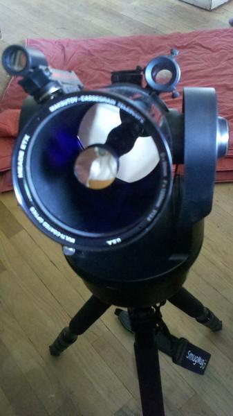 Telescope Gear