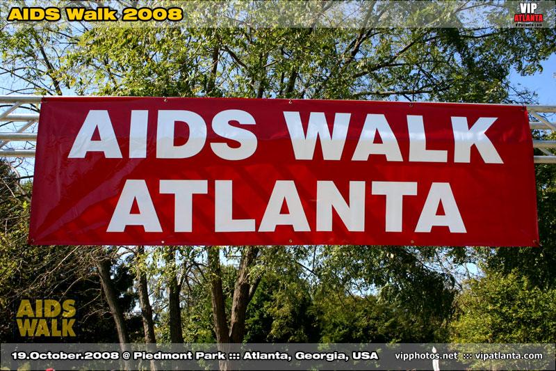 AIDS Walk 2008 :: Piedmont Park :: ATL, GA, USA [Oct.19.2008]
