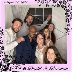 David & Breanna - August 14, 2021