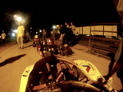 Woodleaf Speedway