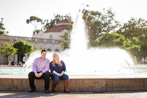 Carly & Jason - Engagement