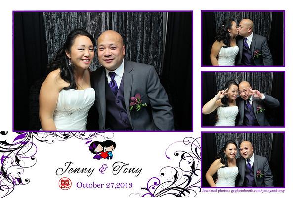 Jenny and Tony's Wedding