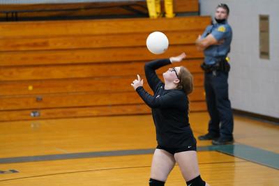 Rossview vs Richview Volleyball 9-27-21