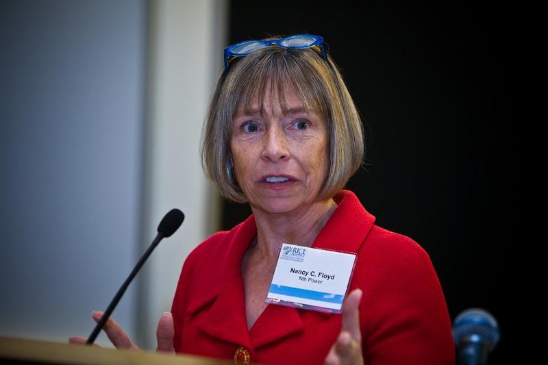 Nancy C. Floyd, Founder and Managing Director, Nth Power
