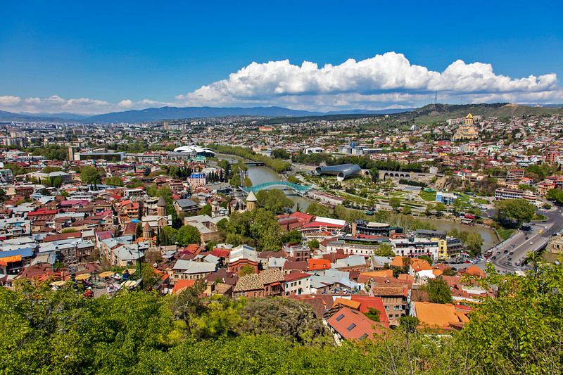 Tbilisi - Georgia's Capital City