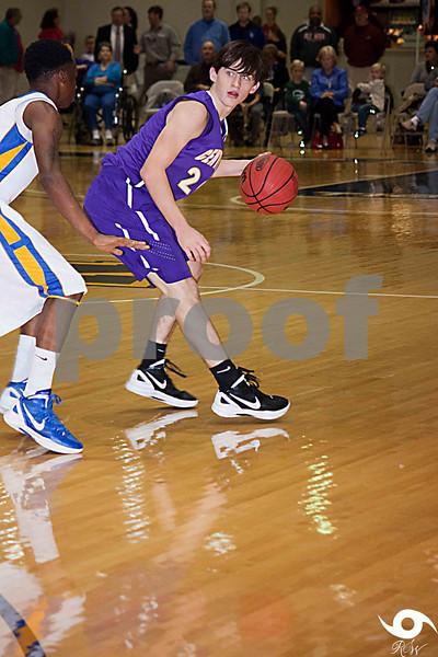 Alcorn Central High vs. Booneville High: Division 1-3A Tournament