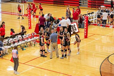 Girls JV Freshman Volleyball - 10/01/2019 Kent City