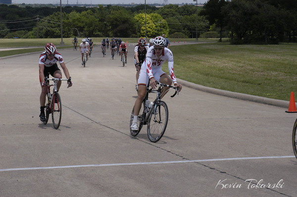 Gary Glickman Memorial Crit, 5/23/2009, Richardson, TX
