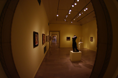 San Diego Museum of Art (Fisheye Views)