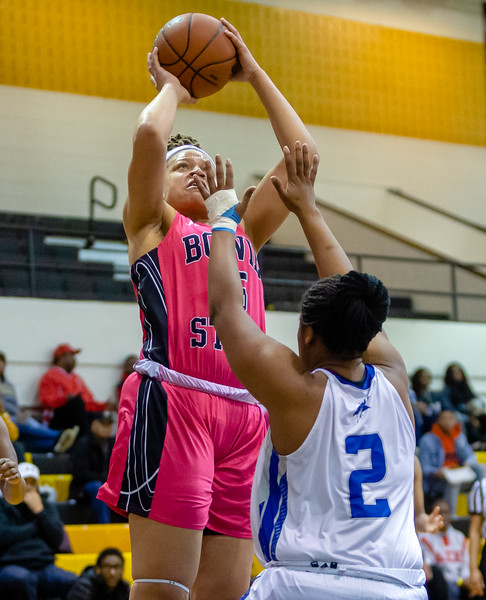 Women's CIAA Basketball: Elizabeth City State vs Bowie State