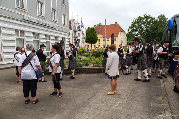 The Sønderborg Pipes and Drums 03.06.2018