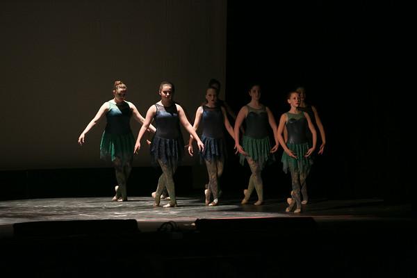 Mysterious Mermaids Ballet 6