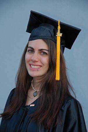 Emma's UMass Graduation