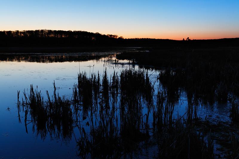 Aurora Lake (Northern Highland American Legion State Forest - Wisconsin)