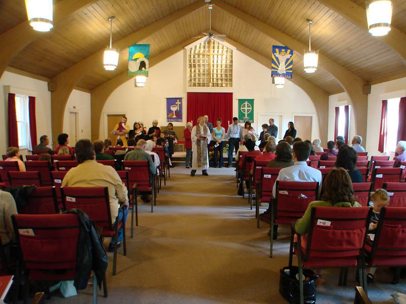 Infant Dedication Sunday Worship