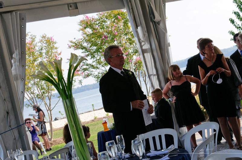 Katie & Matt wedding ceremony