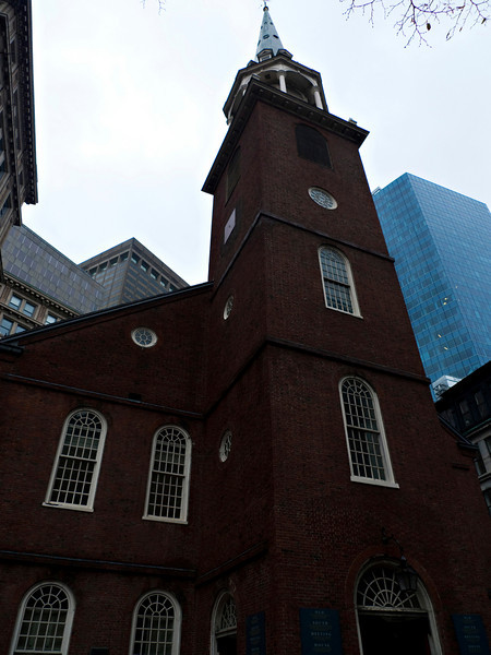 Old South Meeting House, Boston