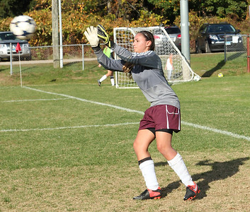 Varsity Girls Soccer vs Kolbe Cathedral - 10/14/2013