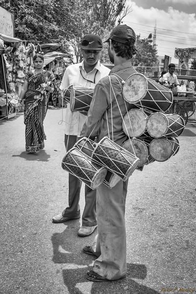 Drum Seller
