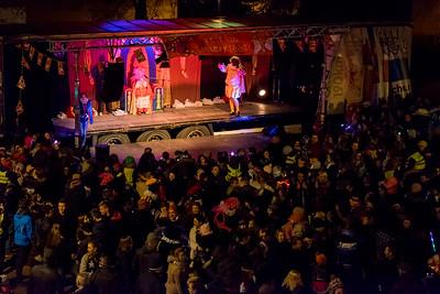 Lichtstoet en Sinterklaas 2016 - Sinterklaasfeest